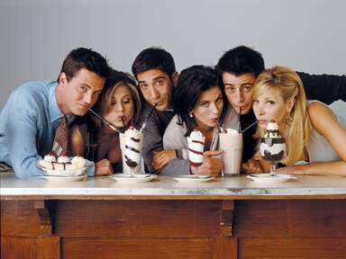 Married life in 'Friends' GIFs