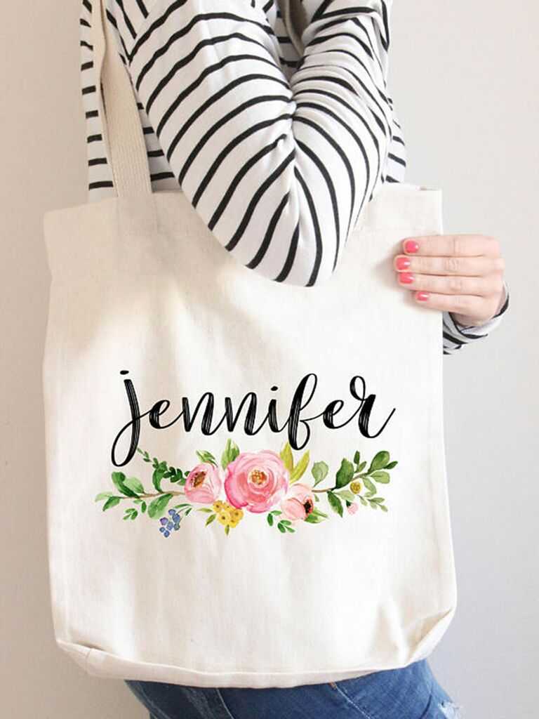 Cutest Bridesmaid Tote Bags for Their Every Wedding Need