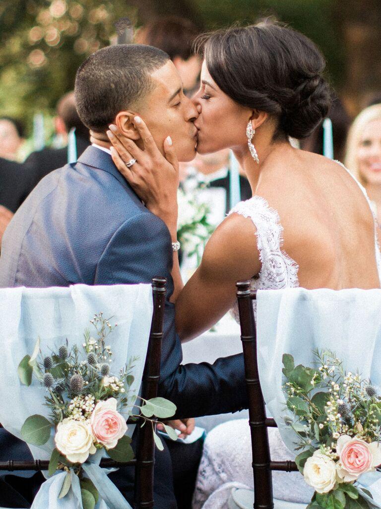 wedding updos classic chignon