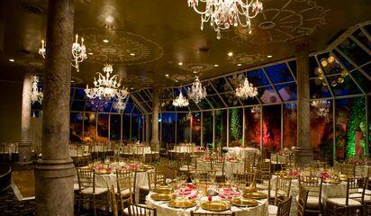 The Crystal Room Reception Venues San Antonio Tx