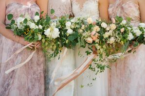 Large Greenery-Filled Bouquets