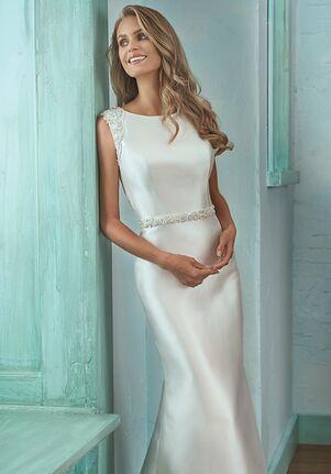 Jasmine Collection F201004 Mermaid Wedding Dress