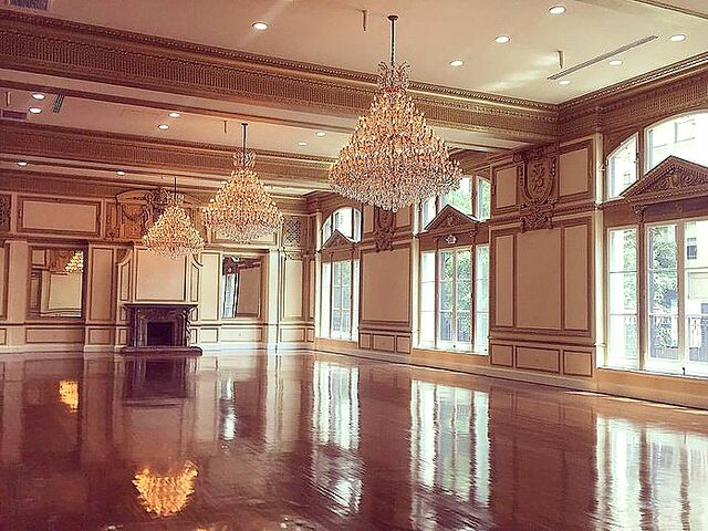 The Alexandria Ballrooms Los Angeles Ca