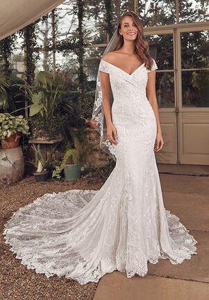 Justin Alexander Aidan Mermaid Wedding Dress