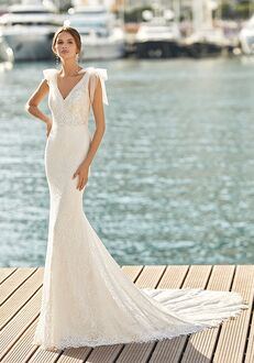 Aire Barcelona ILIAS Mermaid Wedding Dress
