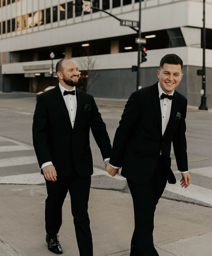 Wedding Portraits in Kansas City, Missouri