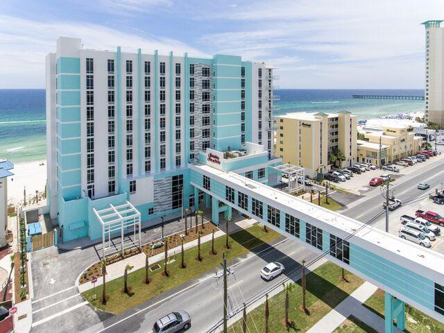 Hampton Inn Suites Panama City Beach Beachfront Fl