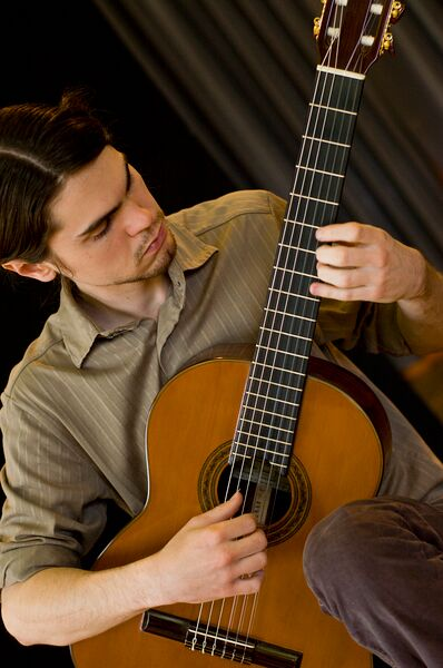 John Kramer Classical Guitar - Classical Guitarist - Denver, CO