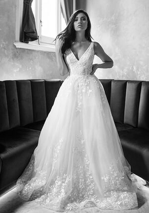 Michelle Roth for Kleinfeld Hadden Wedding Dress