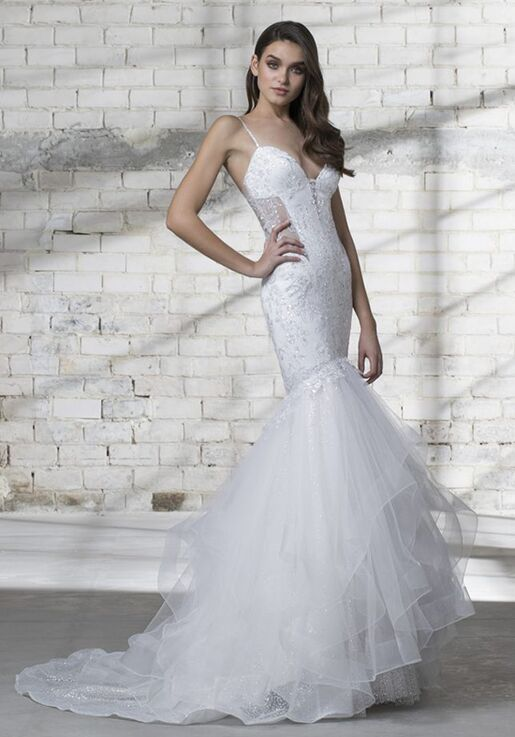 b944df57a6ae2 LOVE by Pnina Tornai for Kleinfeld 14697 Wedding Dress   The Knot