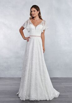 Mary's Bridal MB1030 A-Line Wedding Dress