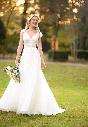 Stella York 6942 A-Line Wedding Dress