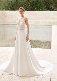Rosa Clará Couture ESLAVA A-Line Wedding Dress