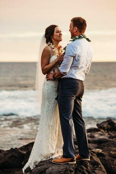 Hilo Hawaiian Wedding Dress