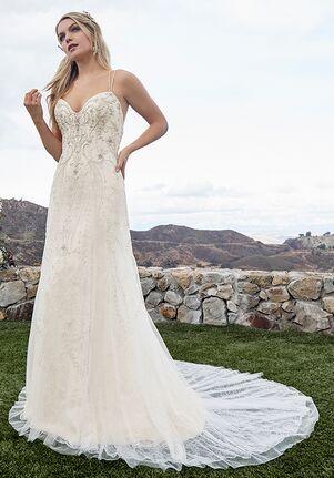Casablanca Bridal 2435 Mabel Sheath Wedding Dress