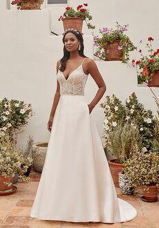 Beloved by Casablanca Bridal BL337-2 Emerald A-Line Wedding Dress