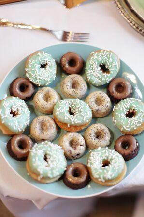 Boozy Mini Doughnuts