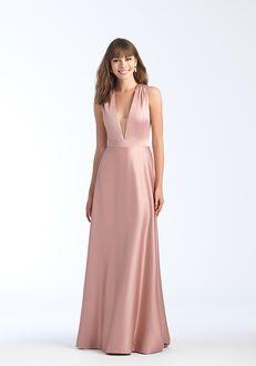 Allure Bridesmaids 1564 V-Neck Bridesmaid Dress