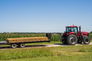 Tractor and Hay Ride Transportation