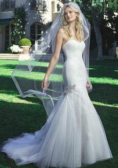 Casablanca Bridal 2216 Mermaid Wedding Dress