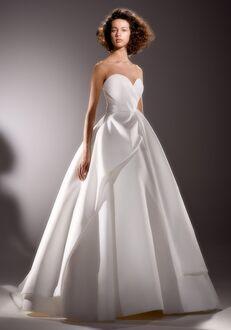Viktor&Rolf Mariage SCULPTURAL SASH DRAPE GOWN Ball Gown Wedding Dress