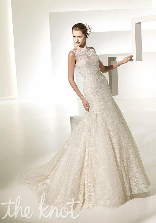 Manuel Mota for Pronovias Tamara Wedding Dress - The Knot