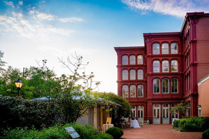 1840s Plaza Baltimore Md