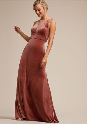 BHLDN (Bridesmaids) Logan Dress V-Neck Bridesmaid Dress