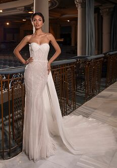 PRONOVIAS PRIVÉE TERRY Mermaid Wedding Dress