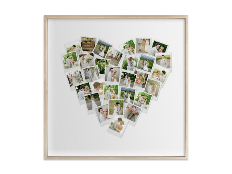 Heart photo art