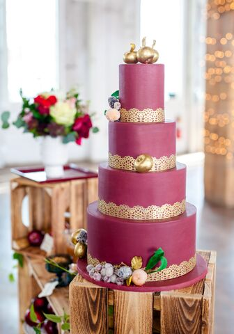 Affordable Wedding Cakes Denver