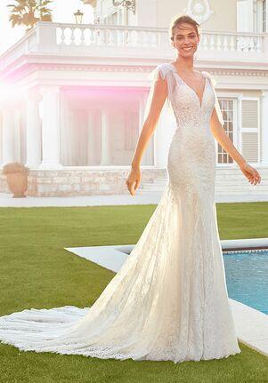 Rosa Clará CHANTI Mermaid Wedding Dress