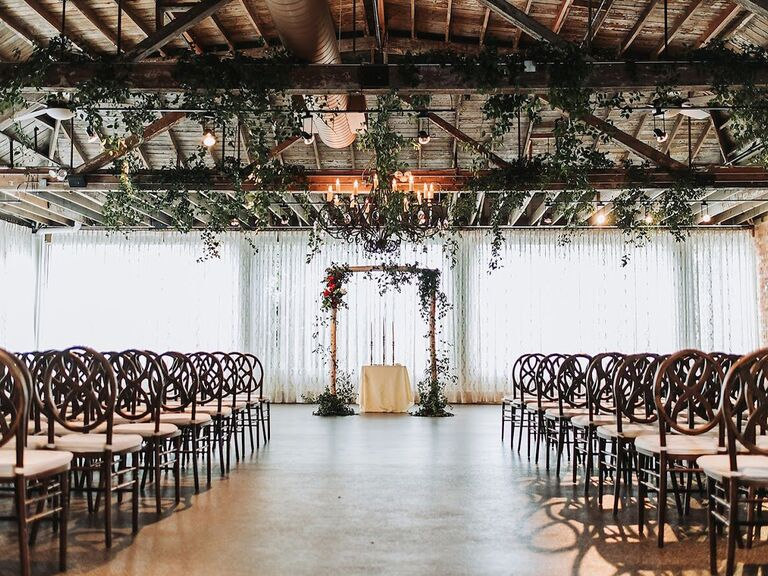 Asheville wedding venue in Asheville, North Carolina.