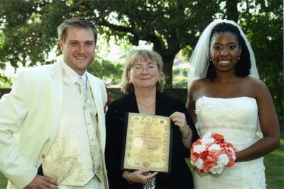 Stardust Weddings - Rev. Donna Jones