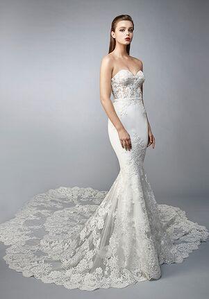 Enzoani Nami Mermaid Wedding Dress
