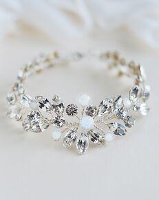 Dareth Colburn Lexie Floral Bracelet (JB-4863) Wedding Bracelet photo