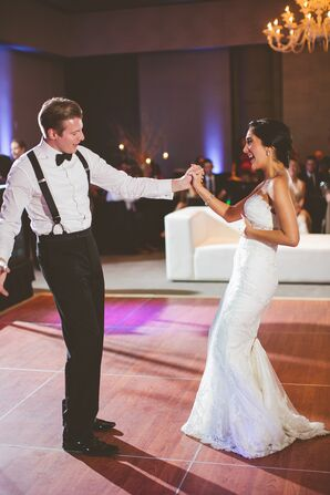 Whimsical First Dance at W Austin Hotel