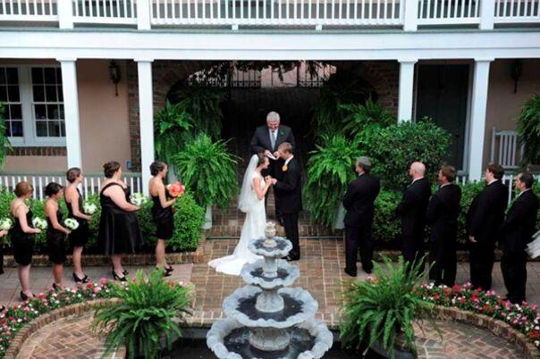 Wedding reception venues in saraland al the knot for Wedding venue software