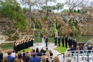 Wedding reception venues in san antonio tx the knot hidden falls junglespirit Images