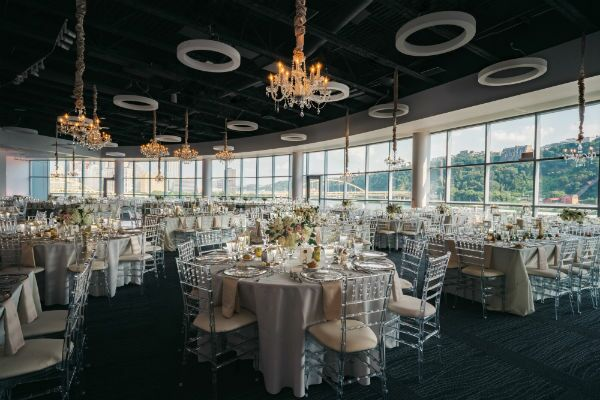 Carnegie Science Center Reception Venues Pittsburgh Pa
