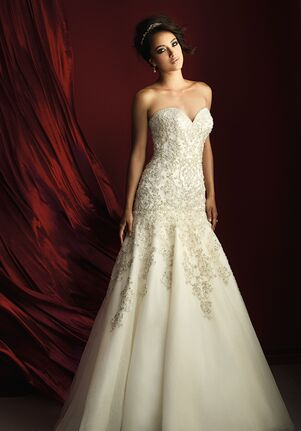 Allure Couture C365 A-Line Wedding Dress
