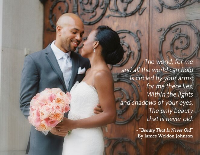 Beauty That Is Never Old By James Weldon Johnson
