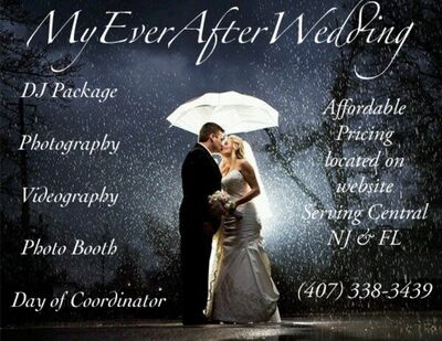 ♥️MyEverAfterWeddings♥️       prices located on website