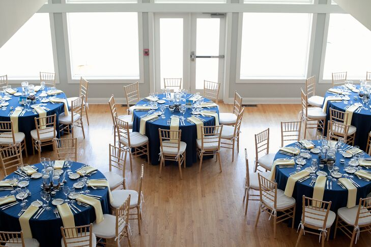 Guilford Yacht Club Wedding Reception