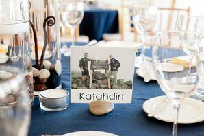 Photo Reception Table Names