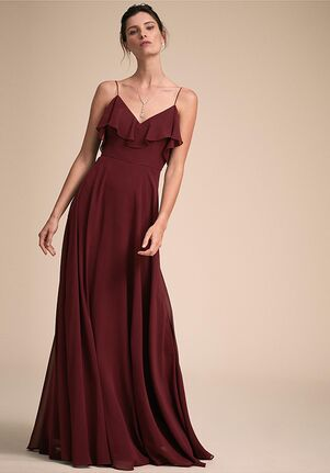 BHLDN (Bridesmaids) Mila Dress Off the Shoulder Bridesmaid Dress