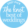2007 Best of Weddings Winner