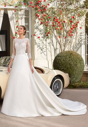 Aire Barcelona ISHY Ball Gown Wedding Dress