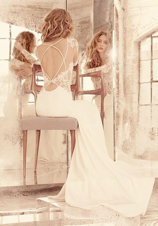 Hayley Paige Mona / Style 6559 A-Line Wedding Dress