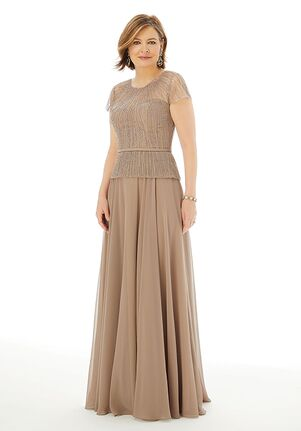 MGNY 72218 Champagne,Blue Mother Of The Bride Dress